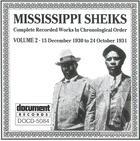 Mississippi Sheiks Vol. 2 (1930-1931)