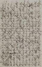 Cross-Written Letter, Unsigned, Unaddressed, July 28, 1842