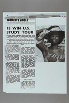 15 Win U.S. Study Tour, Daily Nation (Nairobi), 23 May 1963