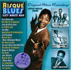 Risqué Blues: Sixty Minute Man