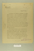 Letter from the Secretary of War to the Secretary of State, Oct. 25,1919