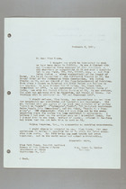 Letter from Helen Fowler to Ruth Bacon, February 9, 1956