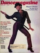 Dance Magazine, Vol. 56, no. 8, August, 1982