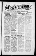 Cheese Reporter, Vol. 72, No. 38, Friday, May 9, 1952