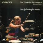 Works for Percussion, Vol. 4 - Music for Speaking Percussionist