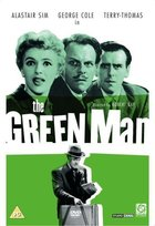 The Green Man (1956): Continuity script