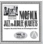 Norfolk Jazz And Jubilee Quartet Vol. 5 (1929-1937)