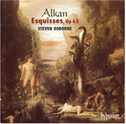 Alkan: Esquisses, Op 63