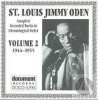 St. Louis Jimmy Oden: Complete Recorded Works In Chronological Order, Vol.2