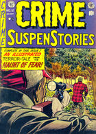 Crime SuspenStories no. 12