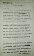 Extracts from Proceedings of the Conference of Confederated States, Berlin, November 25, 1918
