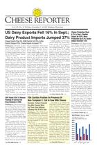 Cheese Reporter, Vol. 139, No. 20, Friday, November 7, 2014