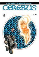 Cerebus the Aardvark, no. 29
