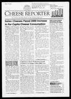 Cheese Reporter, Vol. 126, No. 38, Friday, March 29, 2002