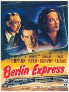 Berlin Express (1948): Shooting script