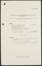 Committee On Homosexual Offences And Prostitution: Meeting Minutes, Part 5