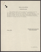 Clean Air Council: Membership List and Minutes of Appointment, July 12, 1960