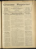 Cheese Reporter, Vol. 60, no. 32, Saturday, April 11, 1936