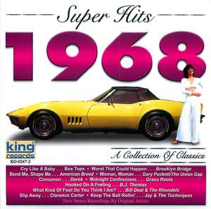 Super Hits 1968: A Collection Of Classics