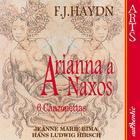Arianna A Naxos - 6 Canzonette