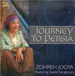 Journey to Persia Album Cover Art