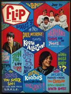 FLiP Teen Magazine, July 1966, no. 11, FLiP, July 1966, no. 11