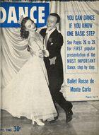 Dance Magazine, Vol. 19, no. 9, September, 1945