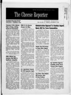 Cheese Reporter, Vol. 91, No. 10, Friday, October 27, 1967