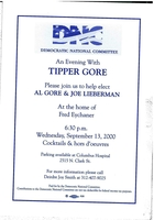 An Evening with Tipper Gore