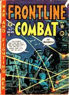 Frontline Combat no. 5