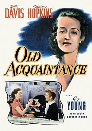 Old Acquaintance (1943): Shooting script