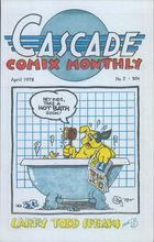 Cascade Comix Monthly, no. 2