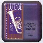 1999 WASBE: The Korean National University of Arts, School of Music Wind Ensemble