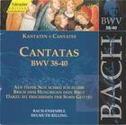 Bach: Cantatas, BWV 38-40