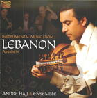 Andre Hajj & Ensemble: Awaken - Instrumental Music from Lebanon