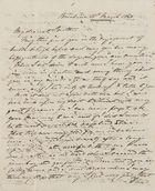 Letter from Walter Leslie to Jane Davidson Leslie, March 16, 1846