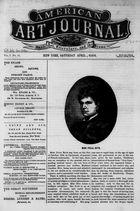 American Art Journal, Vol. 1, no. 12, April 08, 1876