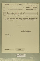 Memorandum of Conversation Between Embassy Aray Attaché and Israel Defense Force Director of Intelligence, August 9, 1956