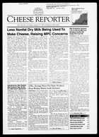 Cheese Reporter, Vol. 126, No. 6, Friday, August 17, 2001
