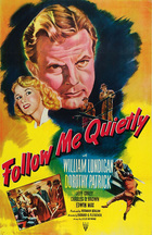 Follow Me Quietly (1949): Shooting script