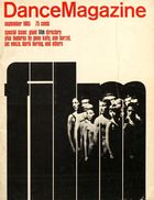 Dance Magazine, Vol. 39, no. 9, September, 1965