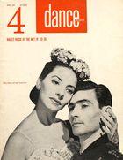 Dance Magazine, Vol. 31, no. 4, April, 1957