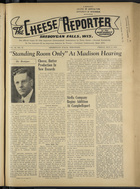 Cheese Reporter, Vol. 65, no. 35, Saturday, May 2, 1941