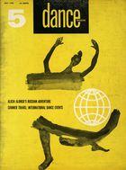 Dance Magazine, Vol. 32, no. 5, May, 1958