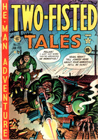 Two-Fisted Tales no. 25