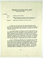 Memo from 1st Lt. Frank S. Ross to Chief, Morale Branch, General Staff, DC, re: Enlistment of Mexicans for Border Service, November 28, 1919