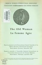LA PATHOLOGIE CARDIOVASCULAIRE DE LA FEMME AGEE