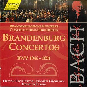 bach the brandenburg concertos