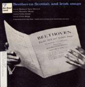 Richard Dyer-Bennet, Volume 7: Beethoven Scottish and Irish Songs