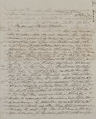 Letter from George Leslie to William and Jane Leslie, July 25, 1846